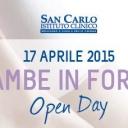 Venerdì 17 aprile, all'Istituto Clinico San Carlo di Busto Arsizio, si terrà un open day dedicato alla salute delle gambe e alla prevenzione dei disturbi vascolari, con visite specialistiche gratuite e screening ecocolordoppler al costo di 60 euro invece che 90 euro.