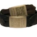 L'evoluzione tecnologica al servizio della salute: è HelpCodeLife, l'archivio medico digitale da portare sempre con sé.<br />HelpCodeLife è un bracciale con una placca di acciaio inossidabile su cui è stampato a laser un QR Code che rimanda a un archivio digitale, all'interno del quale l'utente può inserire tutti i dati personali e medico sanitari che desidera. Il QR code è accessibile tramite una semplice app disponibile per qualsiasi smartphone. <br />Il riconoscimento immediato della persona e del suo stato di salute agevola notevolmente il lavoro dei medici e paramedici durante le situazioni di emergenza, diventando un vero e proprio salvavita. <br />Disponibile in diverse versioni è adatto a tutti e a tutte le occasioni.<br />www.helpcodelife.com