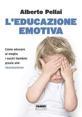 """""""L'educazione emotiva. Come educare al meglio i nostri bambini grazie alle neuroscienze"""". Un manuale dove vengono presentate al lettore le basi neuroscientifiche dell'educazione emotiva, un aiuto ai genitori per risolvere le piccole/grandi sfide educative della prima e della seconda infanzia grazie ai principi di tale metodo educativo."""