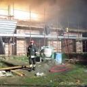 Agriturismo Fiori d'Ulivo in fiamme!