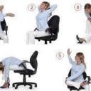 Lo stretching in ufficio. Alcuni esercizi utili.
