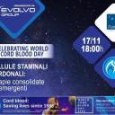Evolvo Group partecipa al World Cord Blood Day!!!<br />Per l'occasione abbiamo organizzato, insieme a Futura Stem Cells, un webinar online Gratuito<br />La Dott.ssa Marina Baldi affronterà  a tematiche attuali legate alle cellule staminali