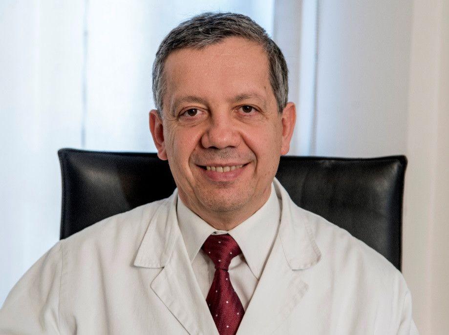 Dott Mario Fadin Direttore Sanitario Centro Medico Sempione Milano