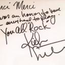 La scrittura di Kiefer Sutherland - segni grafologici: Curva, Spavalda