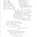 La scrittura di Chris Martin, leader dei Coldplay
