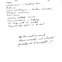La scrittura di Stanley Kubrick - segni grafologici: Angolosa, Calibro piccolo, Mantiene il rigo