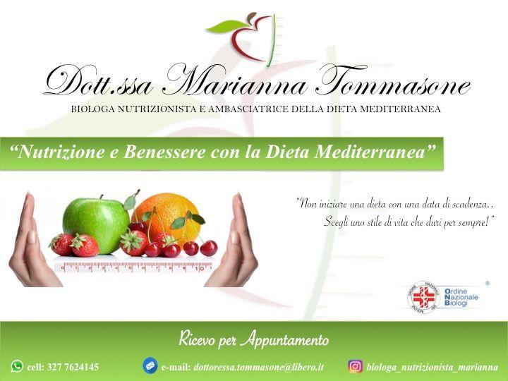 Dott.ssa Marianna Tommasone