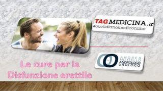 Le cure per la disfunzione erettile. Andrologo Roma Milano Cosenza Viterbo San Marino Avezzano