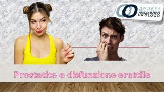 La prostatite può causare disfunzione erettile?