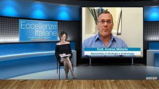 Di cosa si occupa l'andrologo? Eccellenze Italiane in andrologia. Dr Andrea Militello