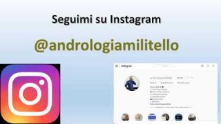Andrologo Urologo su Instagram