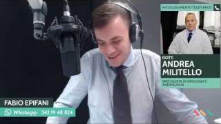 Ipertrofia prostatica benigna - Andrea Militello
