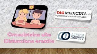 ⭐ Omocisteina alta e disfunzione erettile. Andrologo Milano, Avezzano, San Marino, Viterbo, Cosenza