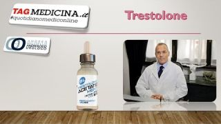 Il più potente degli anabolizzanti: Il Trestolone. The most powerful of the anabolics: Trestolone.