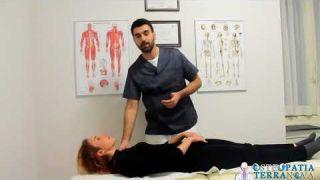 Mal di schiena (Lombalgia): Passare da sdraiato a seduto senza dolore